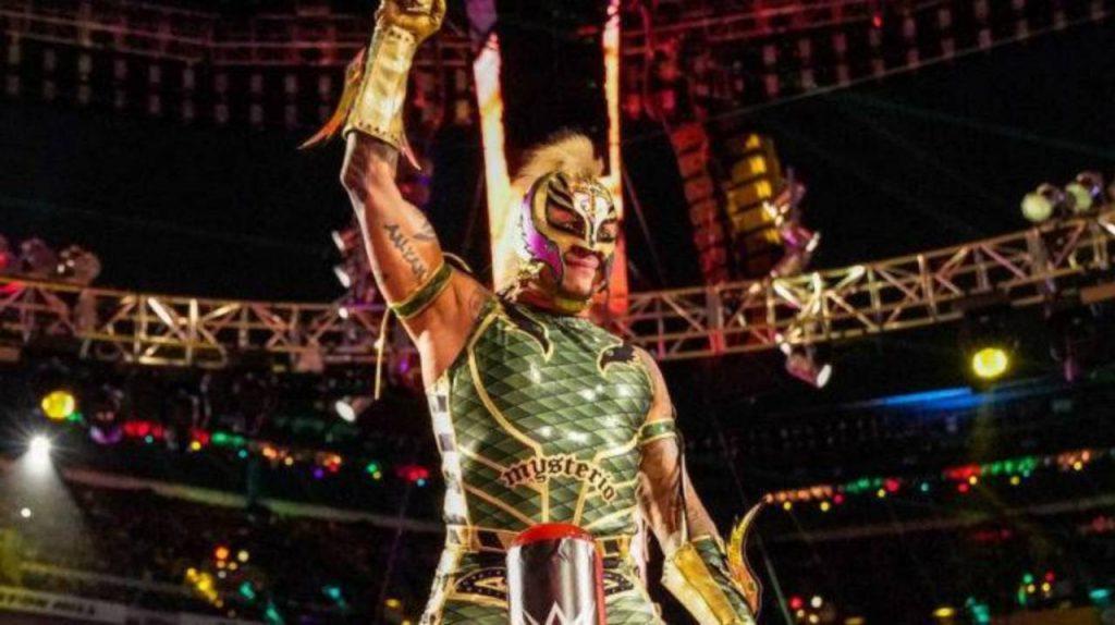 rey mysterio gladiador