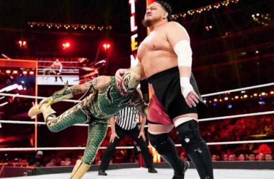 rey mysterio en wrestlemania 35