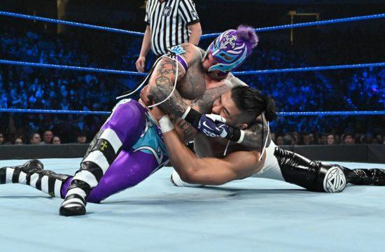 rey mysterio vs andrade smackdown